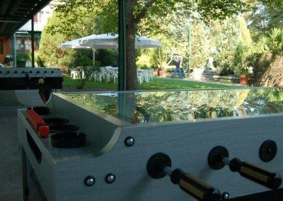 Csocsó asztalok családi napon - Monte Cristo Étterem - Budapest