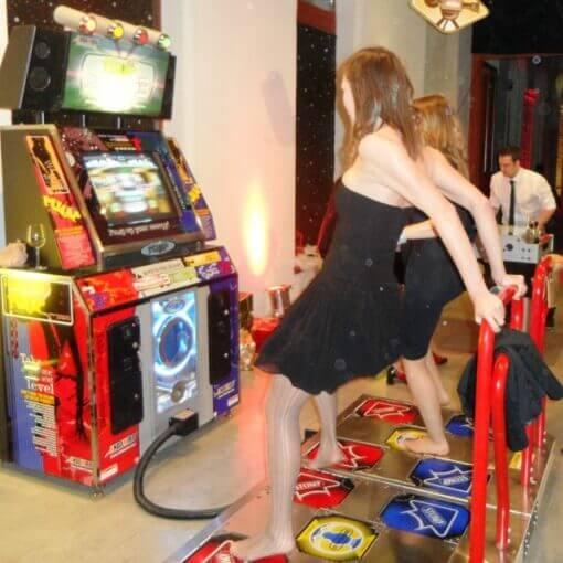 Andamiro - Pump It UP The Premiere 3 táncgép