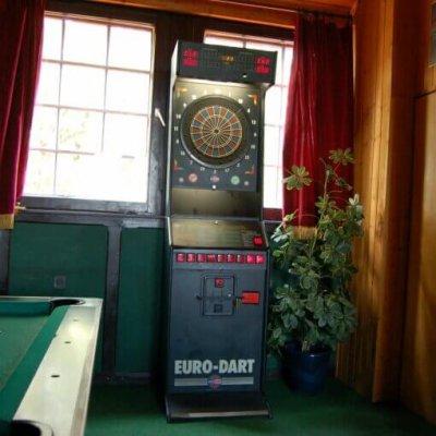 Euro Dart - 4 pályás darts gép