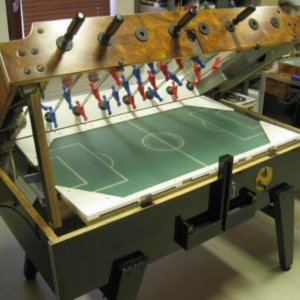 Garlando Olympic csocsó asztal - felújított, eladó