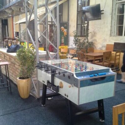 Garlando Olympic Outdoor csocsó asztal