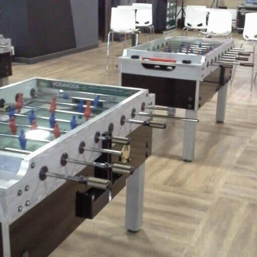 Garlando Olympic Silver csocsó asztal
