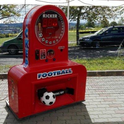 Jackar kicker foci gép
