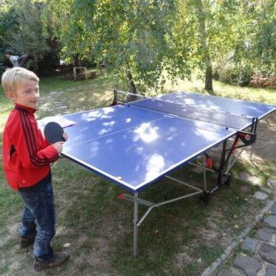 Kettler Smash 1 kültéri asztalitenisz asztal