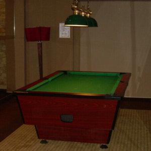Pool automata biliárdasztal 6'