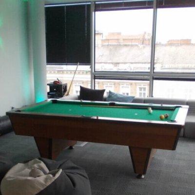Pool automata biliárdasztal 7'