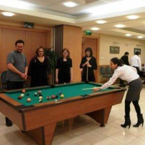 Pool klub biliárdasztal 7'