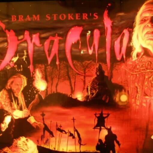 Williams - Bram Stoker's Dracula flipper