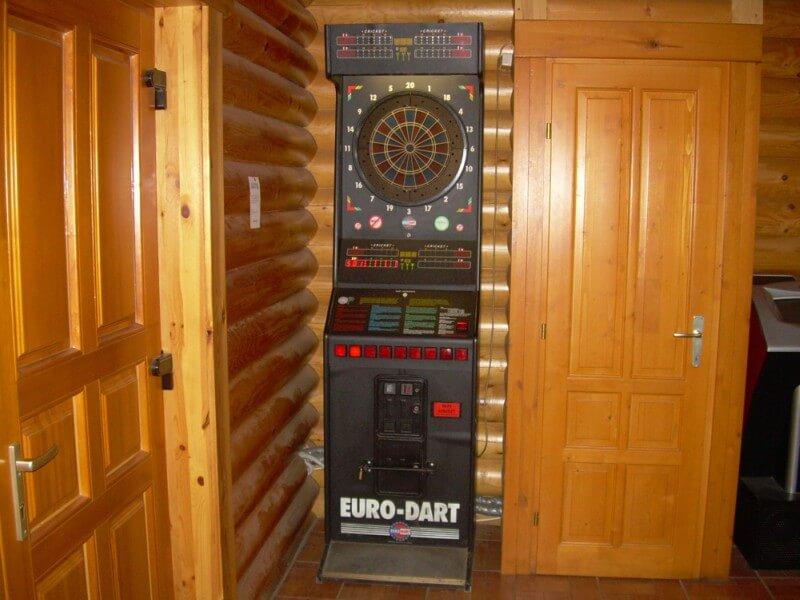 Az Euro - Dart Magyarország legnépszerűbb darts gépei közé tartozik