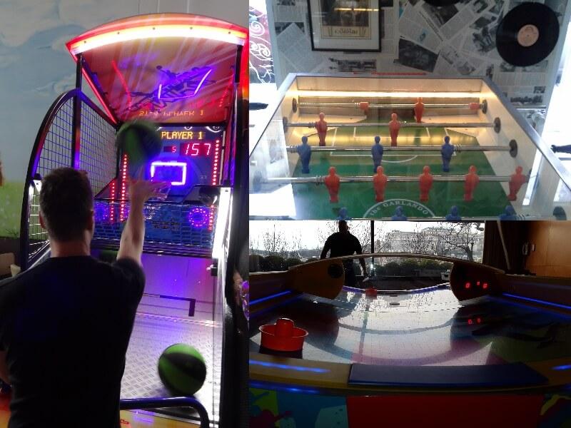 Az automata fogalma sok eszközt takar. A képen ügyességi sport automaták láthatóak.